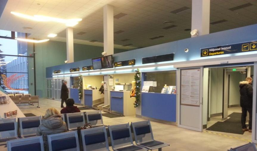 Tartu International Airport, TYY