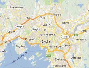 Økern i Oslo