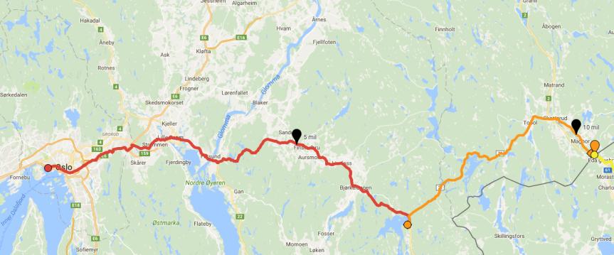 Oslo-Grensen