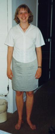 Syprojekt 13 Inte särskilt lyckad kjol. Tror jag bara hade den en gång