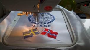 Syprojekt 211 Standar till Chalmersska Ingenjörsföreningen Norge
