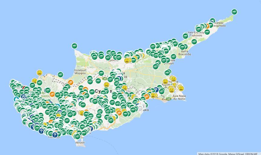 Min Cypernkarta