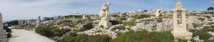 Skulpturparken i AyiaNapa