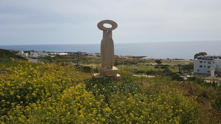 2018-03-03 Skulpturparken i Ayia Napa (3)